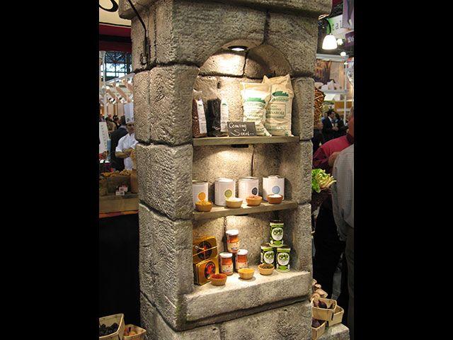 the 18 best faux brick flooring images on pinterest brick fake rh pinterest co uk faux stone mantel shelves faux stone fireplace mantel shelves