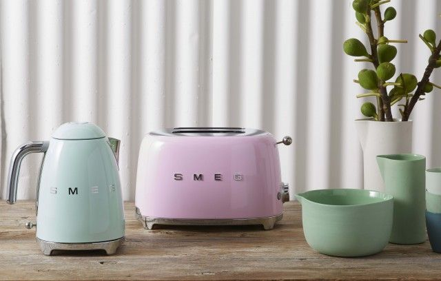Smeg small appliances finally available in Australia