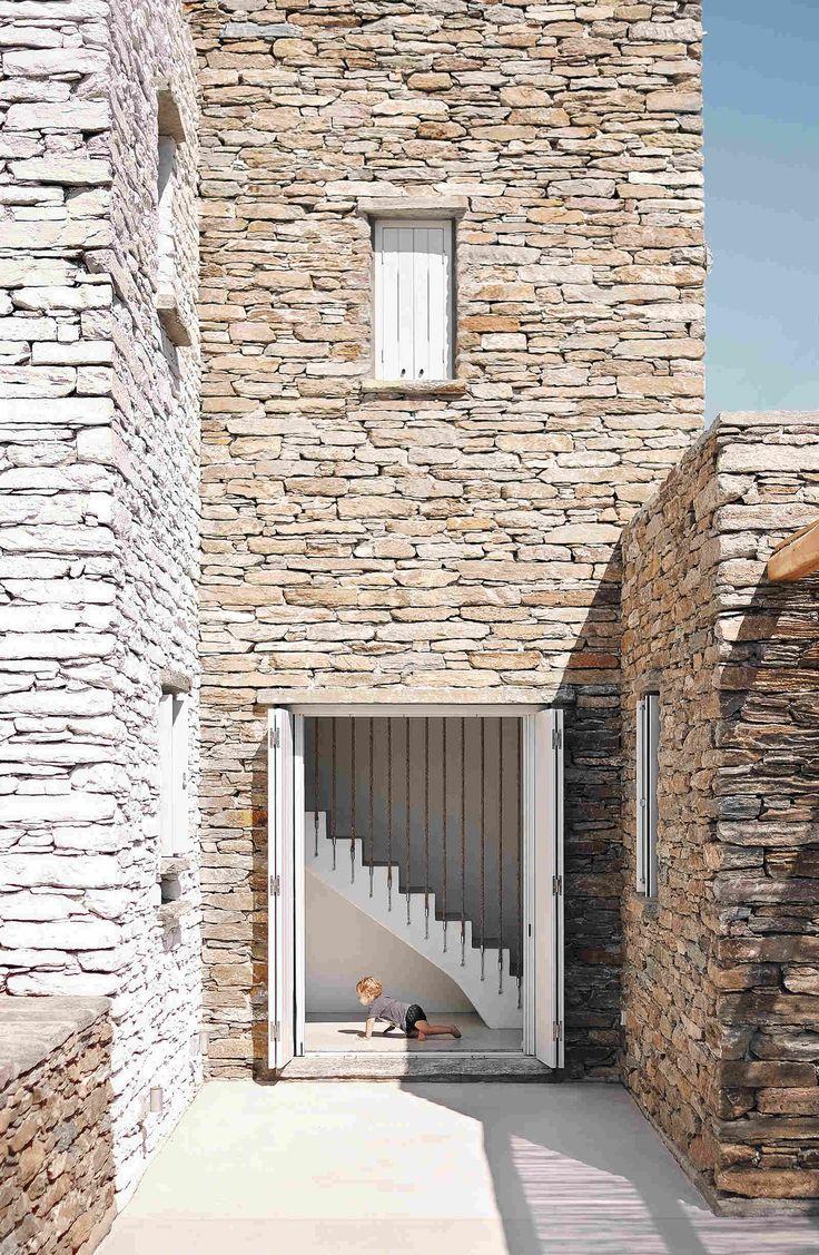 Les 39 meilleures images du tableau materials stone sur pinterest architecture fen tres et - Maison loliveraie casa nel bosco di ulivi ...