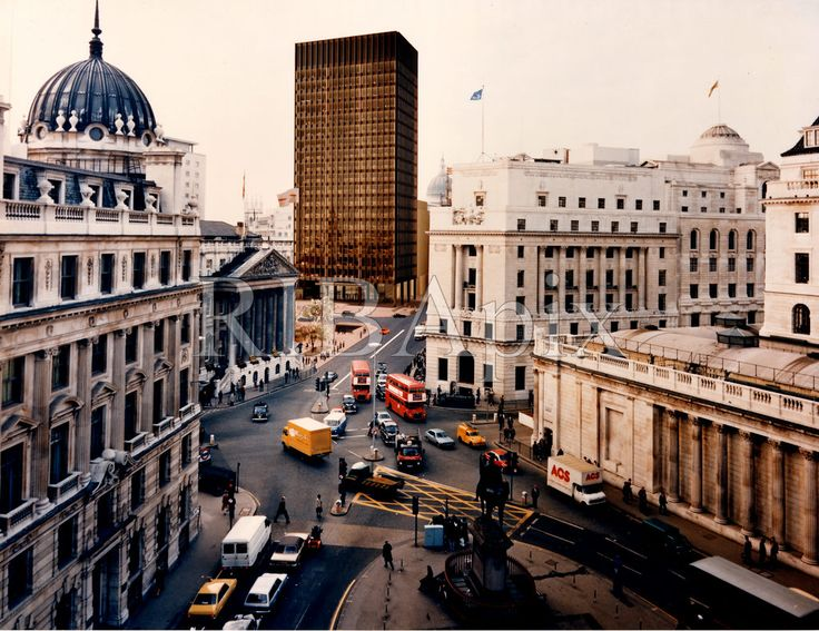 Mies at Bank Junction