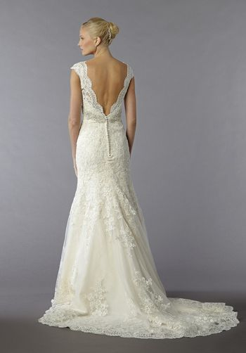 Backless, Vintage Alita Graham Dress. What more could you ask for? Style: 12061