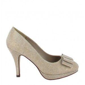 buty wieczorowe czółenka PacoMena by Menbur 5647/87