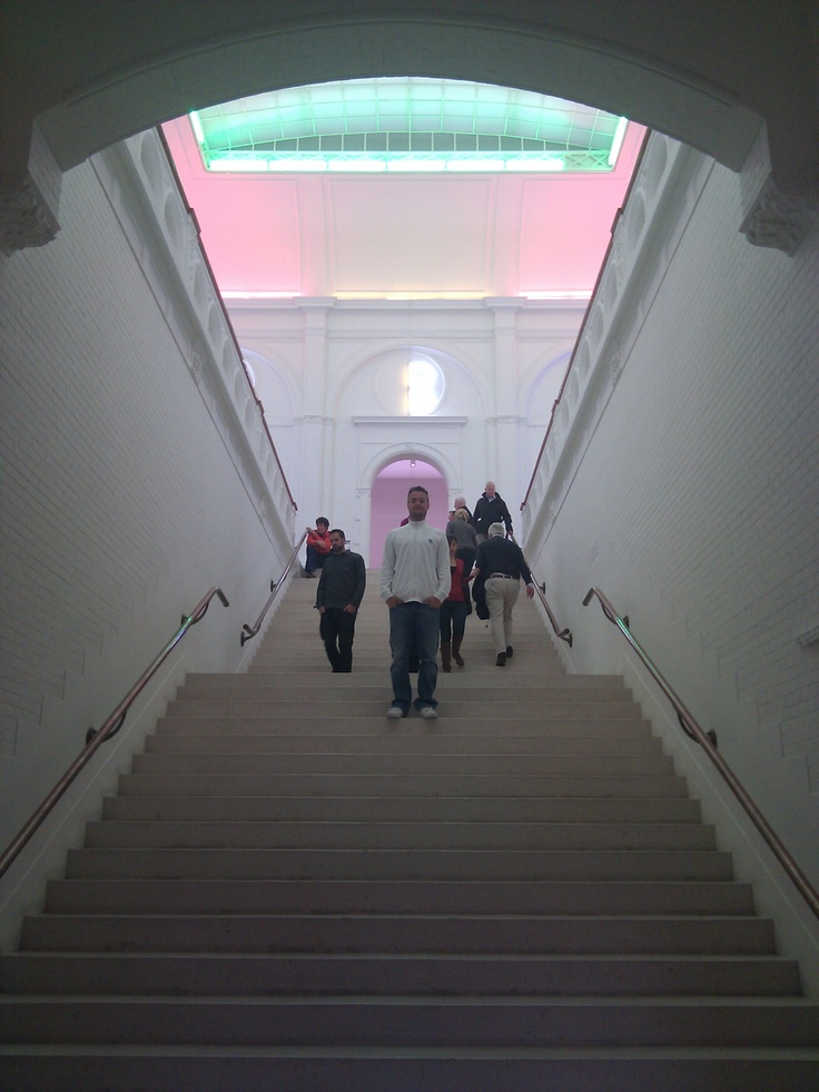 The newly opened 'Stedelijk' is a must see when visiting Amsterdam! and check this out, the #Stedelijk is on Pinterest too! follow all ;) http://pinterest.com/stedelijk/