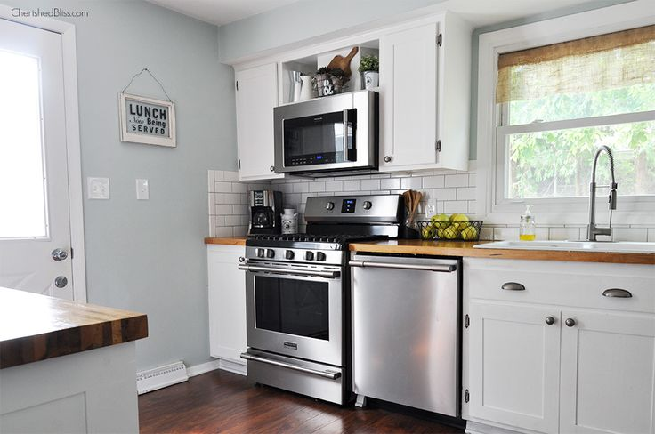 Best How To Alter Kitchen Cabinets Industrial Farmhouse 640 x 480