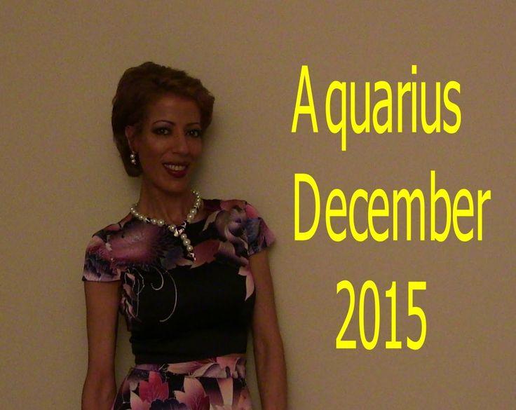 Money VS love-Aquarius  December horoscope 2015