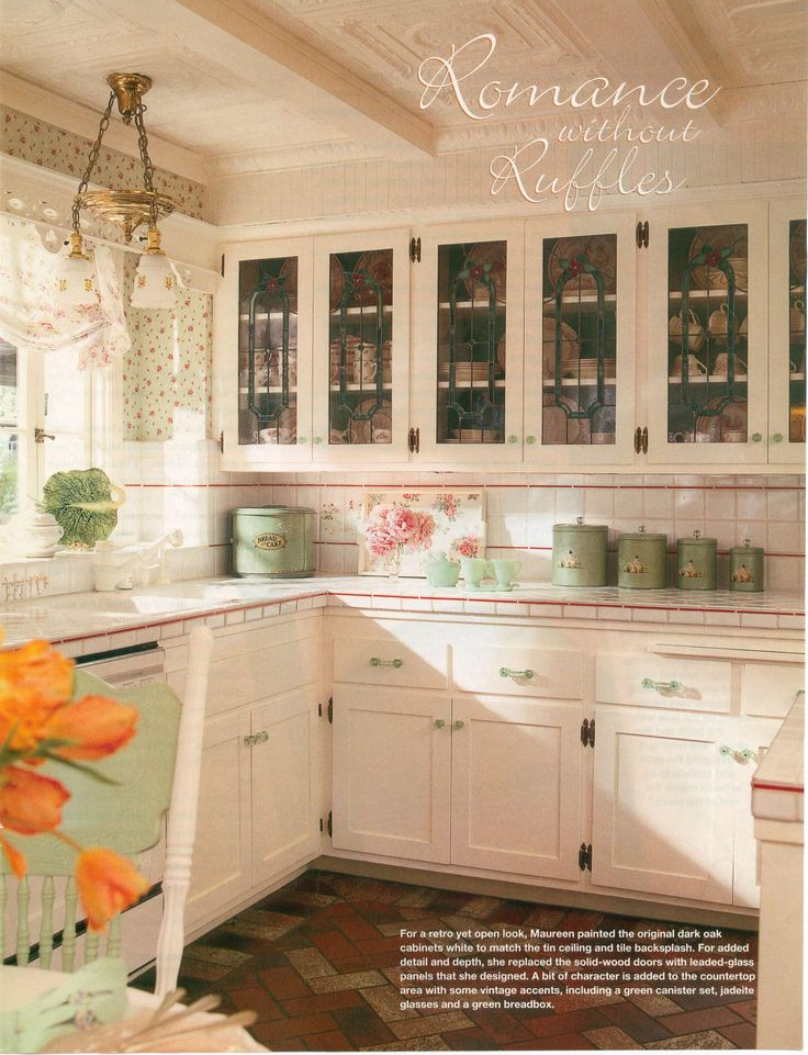 Vintage Country Kitchen 308 best french country kitchen images on pinterest | home, french