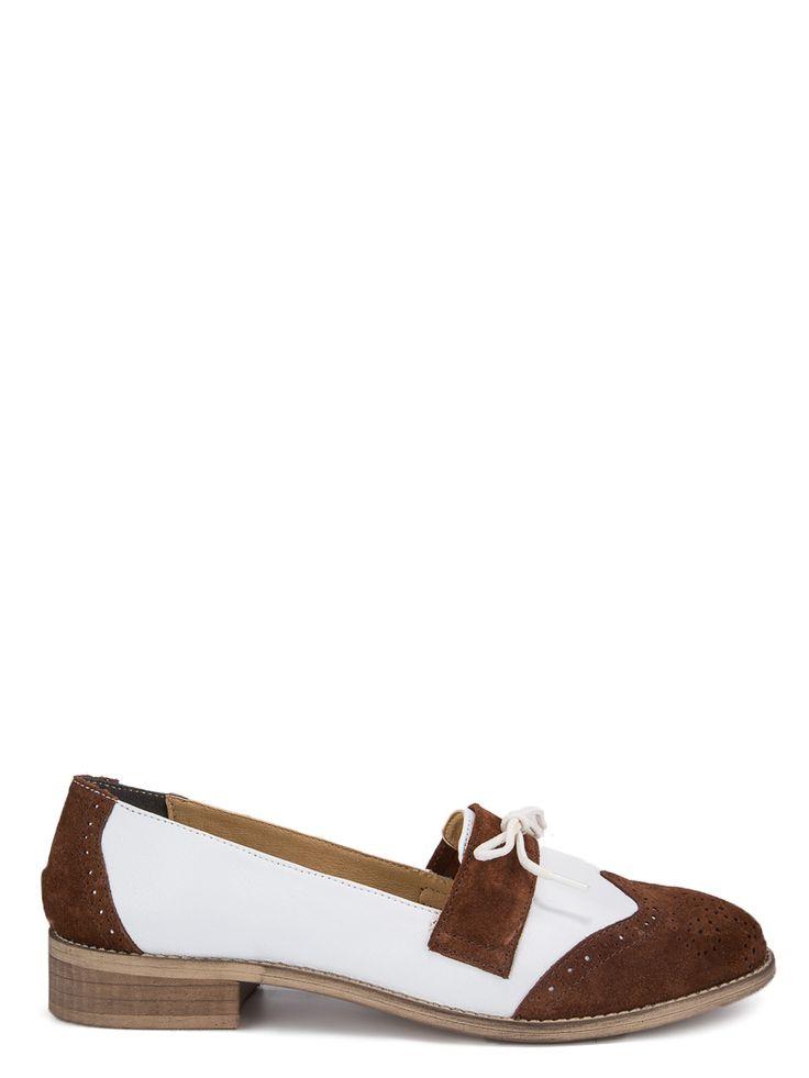 Pantofi de damă NICKELS - cafeniu