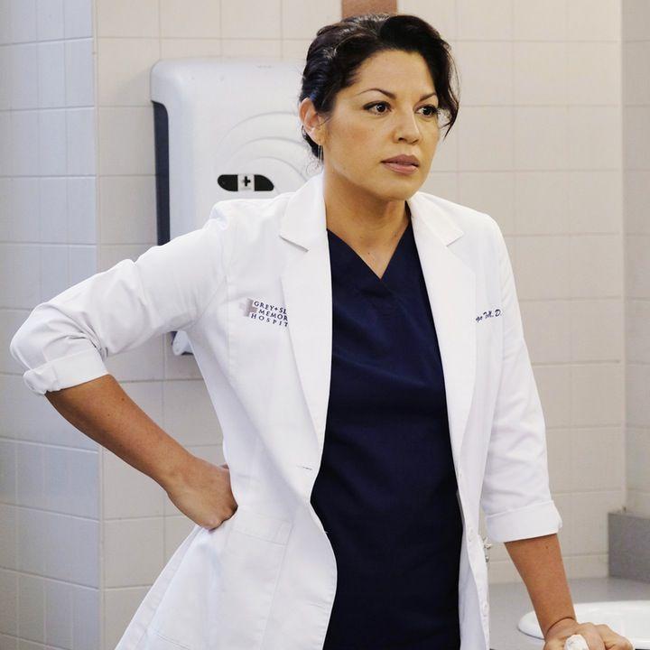 Oh No!: Sara Ramirez is Leaving 'Grey's Anatomy' After 10 Seasons