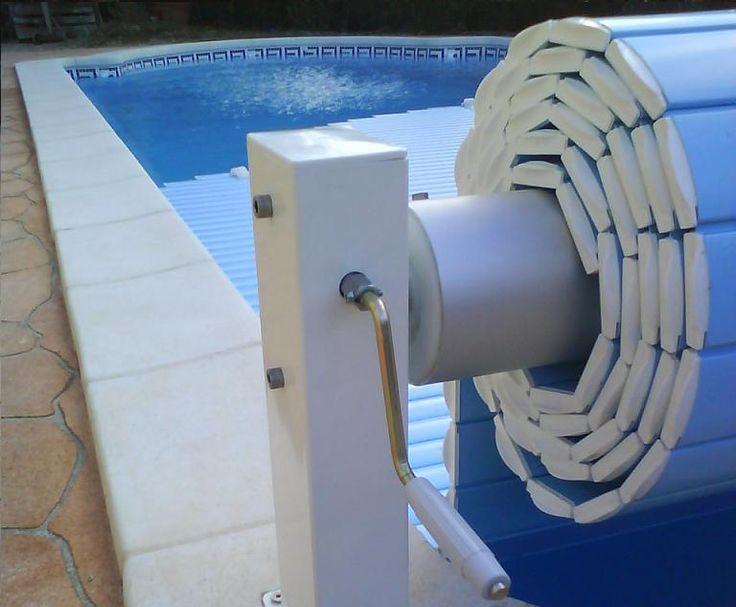 Les 25 meilleures id es de la cat gorie couverture de - Couverture automatique de piscine ...
