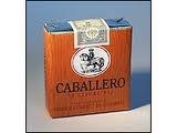 Caballero zonder filter - en zonder waarschuwing. Haalde ik voor de juf in de derde klas.