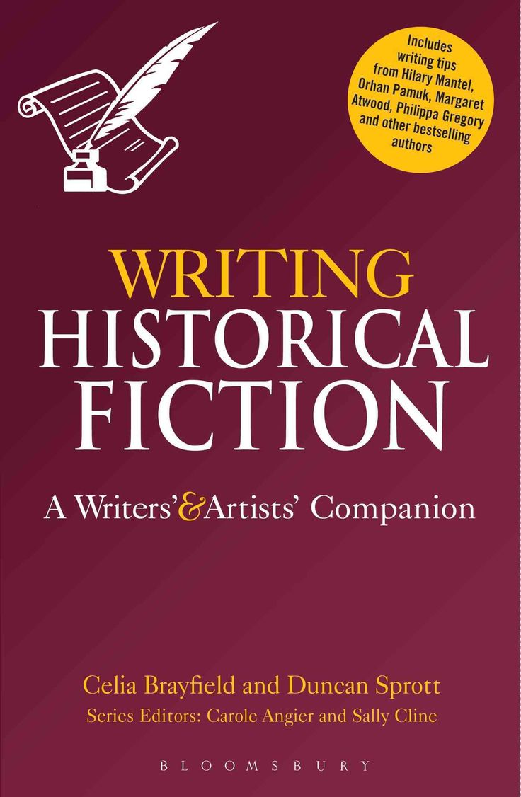 Writing Historical Fiction: A Writers' Artists' Companion is an invaluable companion for a writer working in this challenging and popular literary genre, whether your period is Ancient Rome or World W