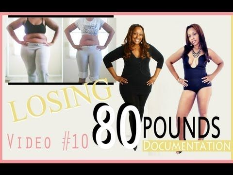 80lb Weight Loss Before And After : 80 lb Weight Loss Journey | RECAP Video  | VIDEO #10 (Before and After)