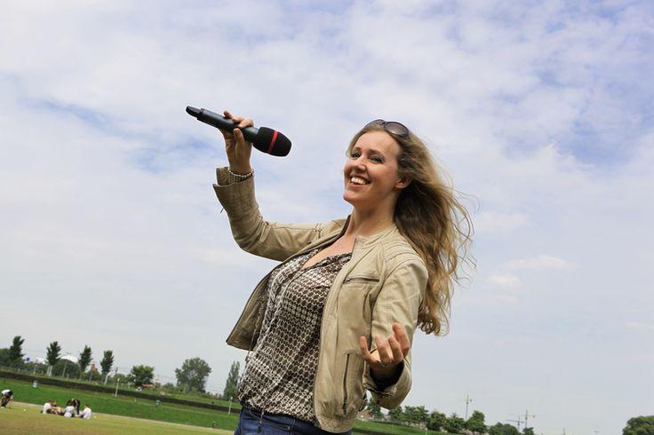Ilse Huizinga, vocal coach