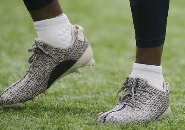 DeAndre Hopkins Fined For Wearing Yeezy Cleats Will Wear If Kanye Pays Bill #thatdope #sneakers #luxury #dope #fashion #trending