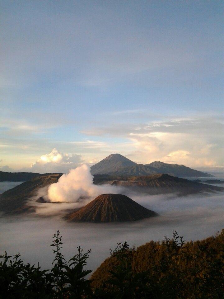 Gunung Bromo in Probolinggo, Jawa Timur