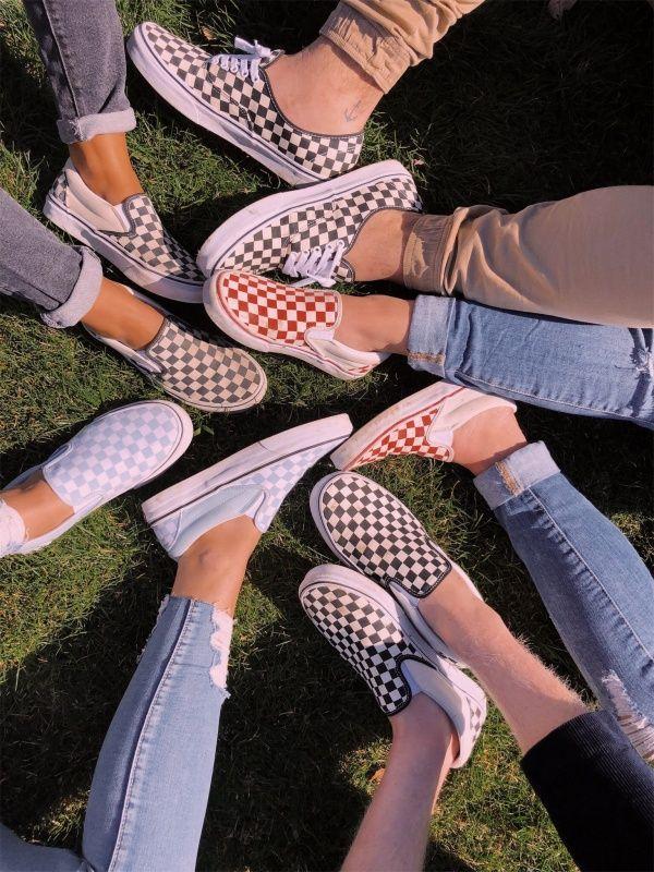 chaussure vans vsco girl