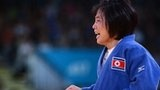 Kum Ae An secures gold for North Korea by beating Cuba's Yanet Bermoy Acosta in the -52kg final.