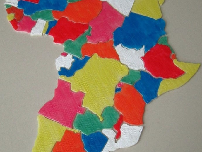 31 best Maps of Africa images on Pinterest Cartography Cards