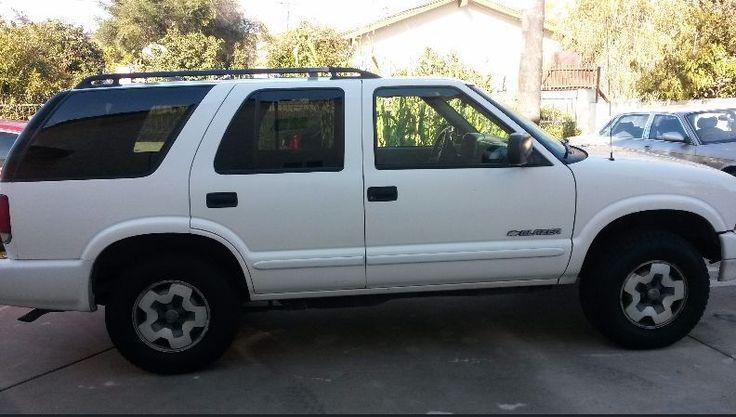 2004 Chevrolet Blazer SUV for sale under $3000 in Camarillo, California CA