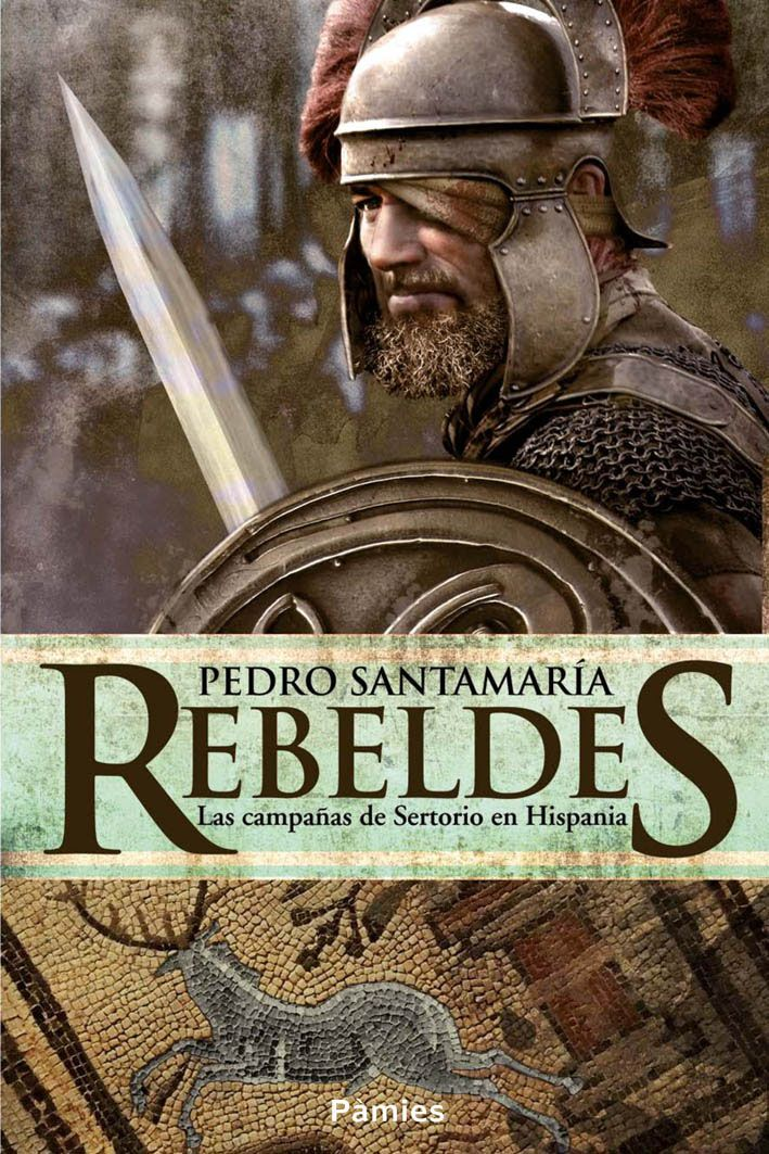 Reseña de REBELDES, de Pedro Santamaria, de mano de Mikel, de la web ATRAPADA EN UNAS HOJAS DE PAPEL: http://www.atrapadaenunashojasdepapel.com/2015/10/rebeldes-pedro-santamaria.html