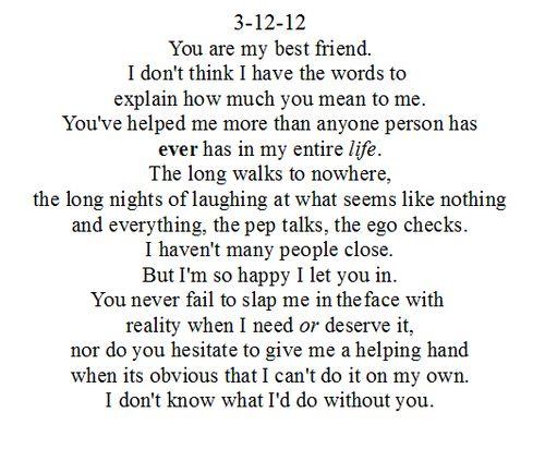 @Devan Dorsey =] love you best friend