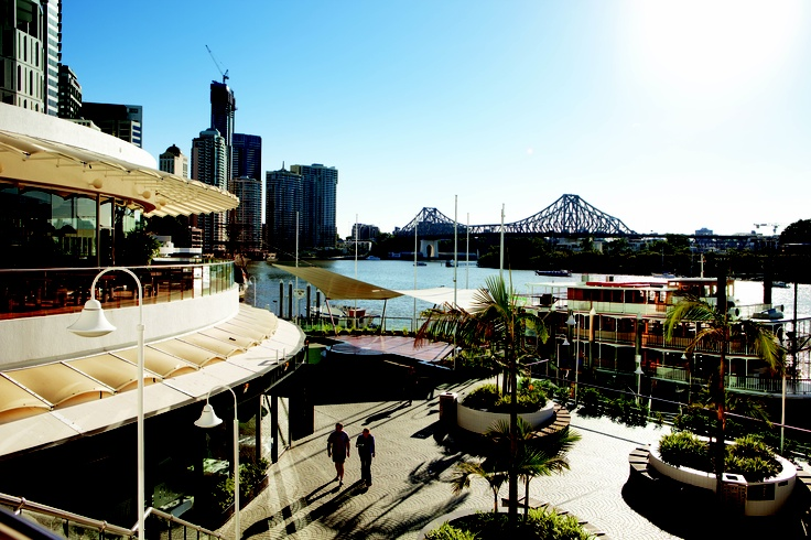 Eagle Street Pier #Brisbane #brisbanecity
