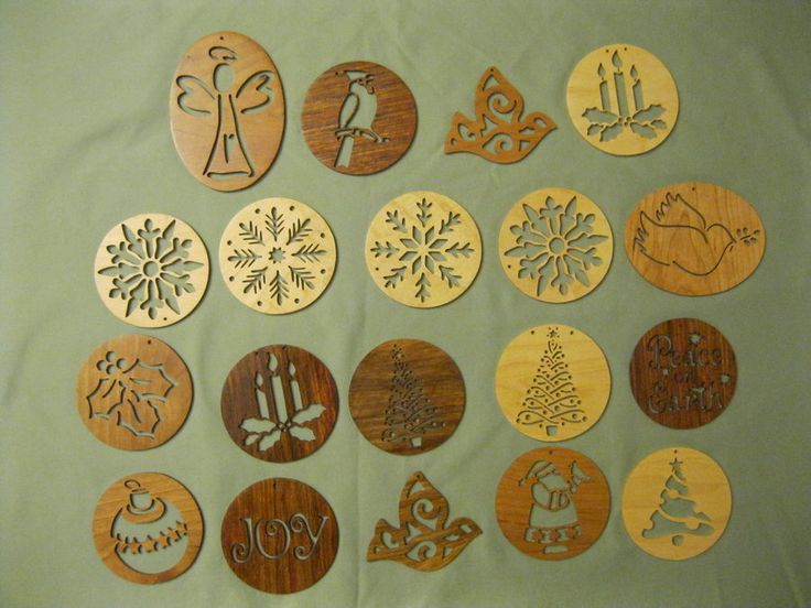 wood projects for christmas. christmas ornaments - by dogsop @ lumberjocks.com ~ woodworking . wood projects for