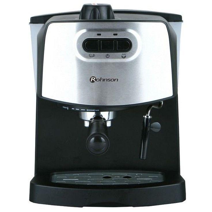 Rohnson R967 - espressorul ultra accesibil . Rohnson R967 este unul dintre cele mai ieftine espressoare de pe piață, fiind ideal pentru cei care își doresc o cafea de calitate, dar nu au nevo... http://www.gadget-review.ro/rohnson-r967/