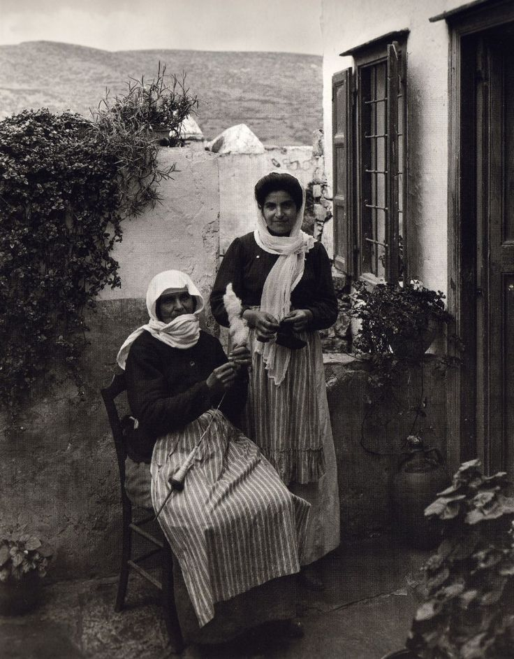 fred boissonnas (1903-1930) Amorgos