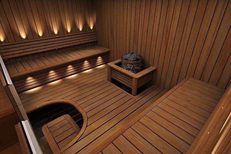 Sun Sauna Classic-lauteet