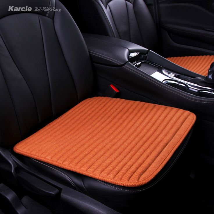 Karcle 1PCS Universal Car-covers Car Seat Cover Healthy Natural Buckwheat Dirver Cushion Car-styling Automobiles Accessories