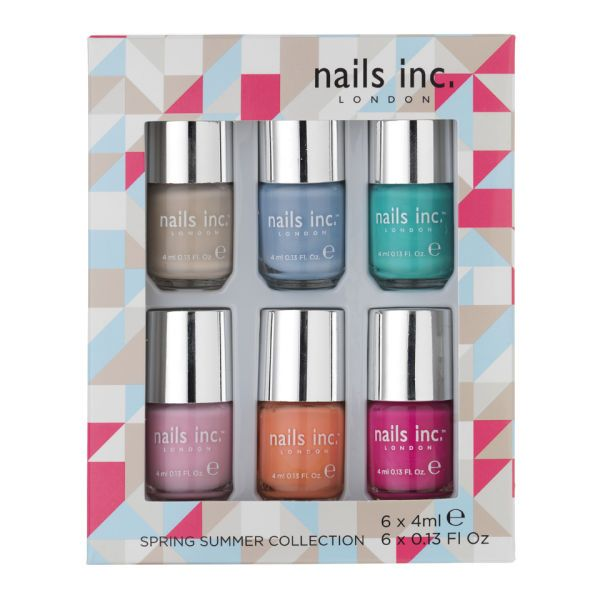 Spring 2014 Collection (minis) - Nails Inc.
