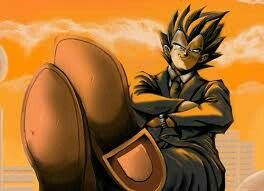 Mr. Vegeta will see you now.....