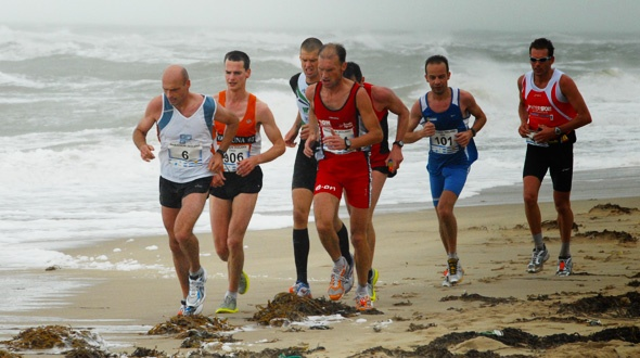 Kustmarathon Zeeland (2013 - 3:49u)