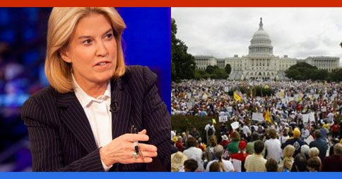 Greta Van Susteren is Calling all 50 States to Do This � Obama is Scared!