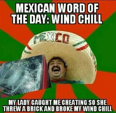 mexican word of the day!!