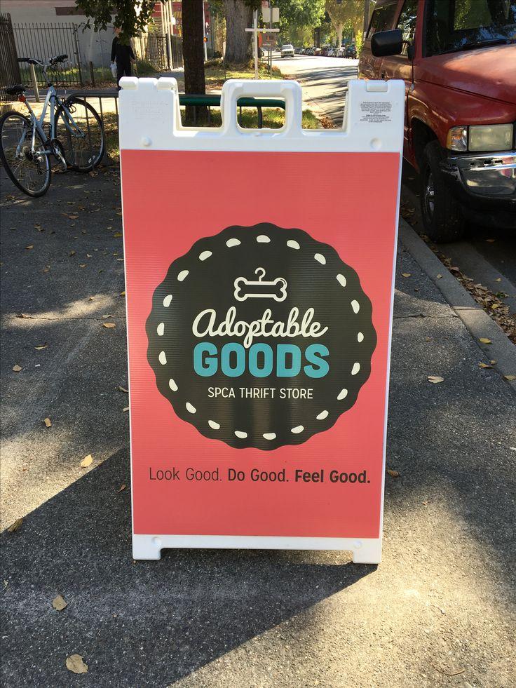 Adoptable Goods / SPCA Thrift Store (Sacramento, CA)