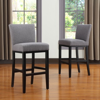 Marvelous @Overstock.com   This Portfolio Orion 30 Inch Barstool Features A Slightly  Contoured