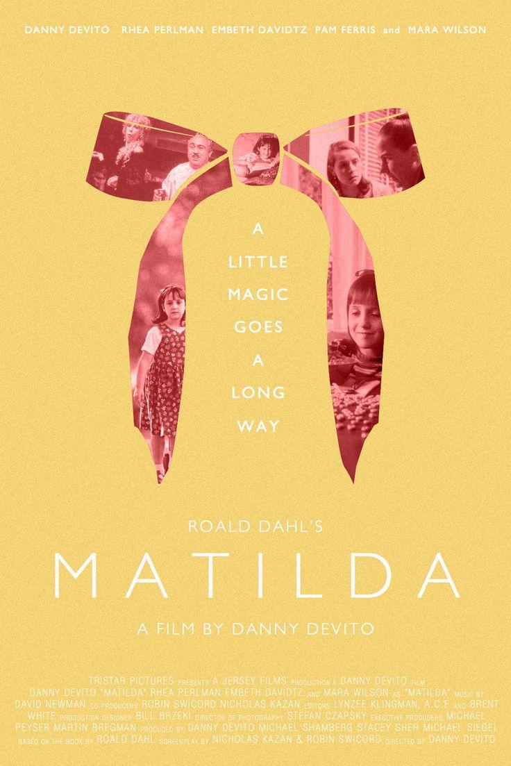 matilda movie poster - Pesquisa Google
