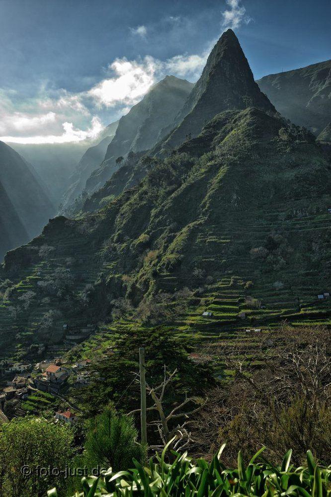 Pico do Galo, Island of Madeira, Portugal