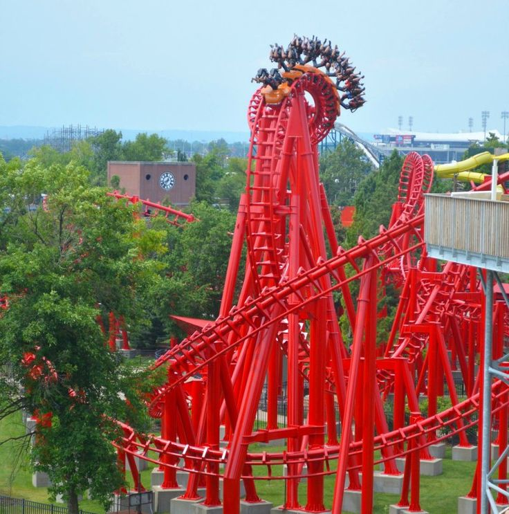 34 Amazing Amusement Parks in America | Backpacker Travel
