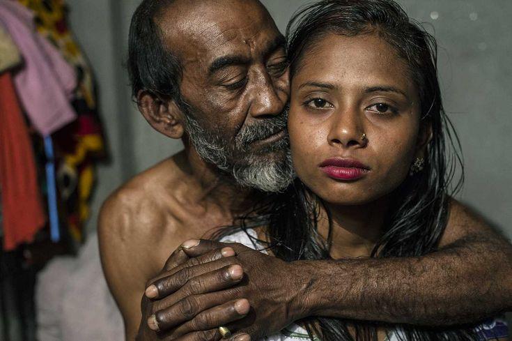 Photographer Sandra Hoyn visits the 200-year-old Kandapara brothel in Bangladesh.