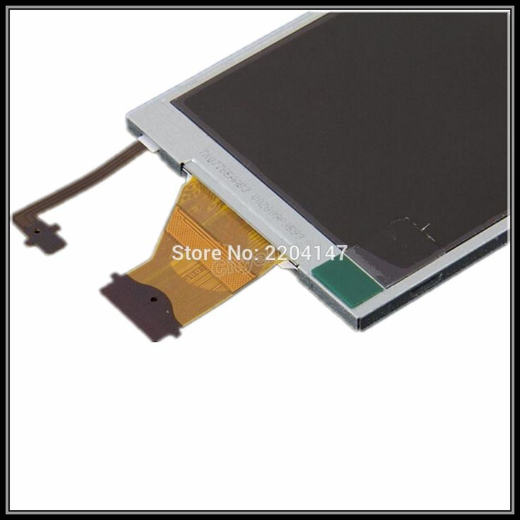 NEW LCD Display Screen For Canon PowerShot SX30 IS SX30IS Digital Camera Repair Part NO Backlight