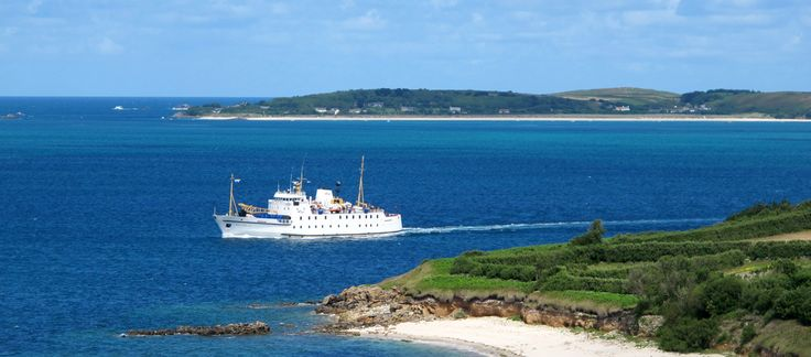 Isles of Scilly Travel | Day trips on the Scillonian Ferry