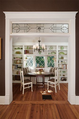 Two Story Cottage: Talking Transom Windows {+inspiration pics}