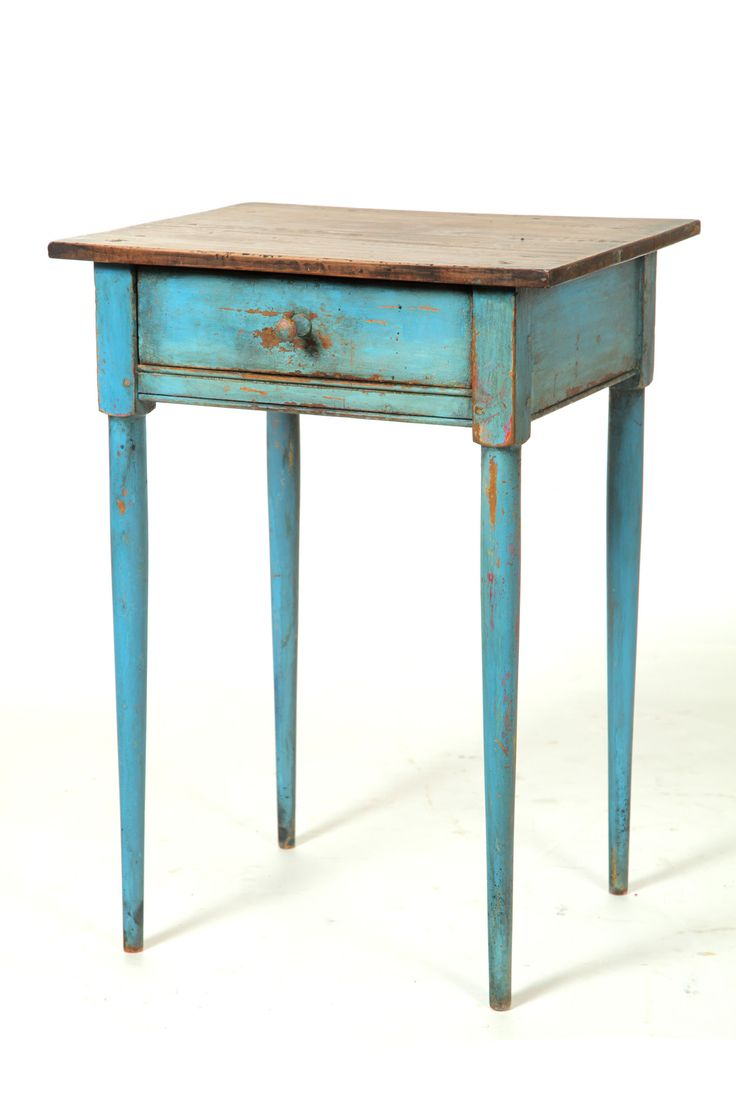 28 best One drawer tables, love them! images on Pinterest | Antique ...