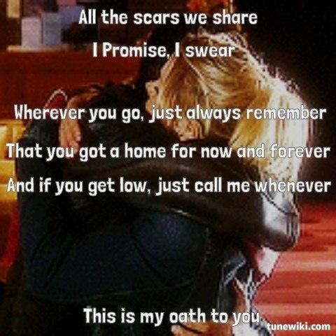 "-- #LyricArt for ""Oath"" by Cher Lloyd feat. Becky G"