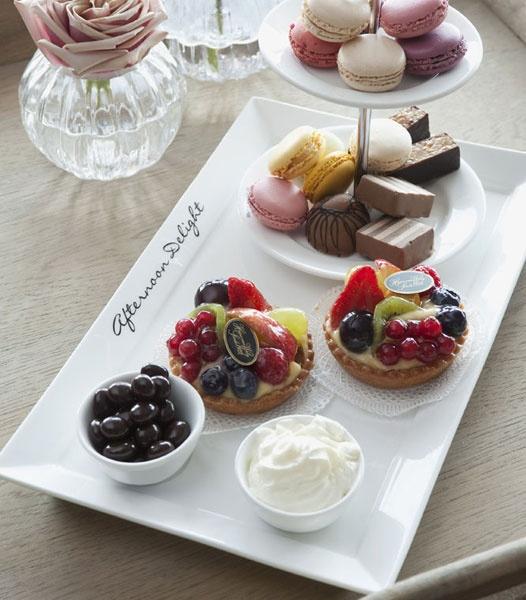 """Riviera Maison"" Afternoon Delight Serving Platter"