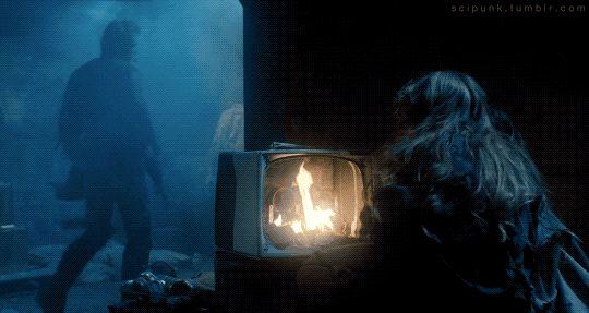 Cyberpunk Aesthetic — SP. Cold and dark future. The Terminator (1984)   ...