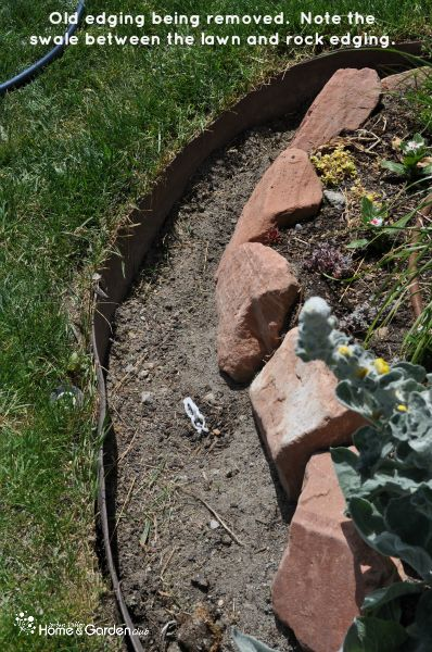 How to properly Install Plastic Landscape Edging, step by step & good tips. Link to tutorial works.